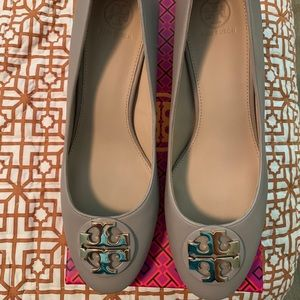 Tory Burch New in Box Janey pump 10.5